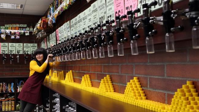 Продажа пива и иных алкогольных напитков