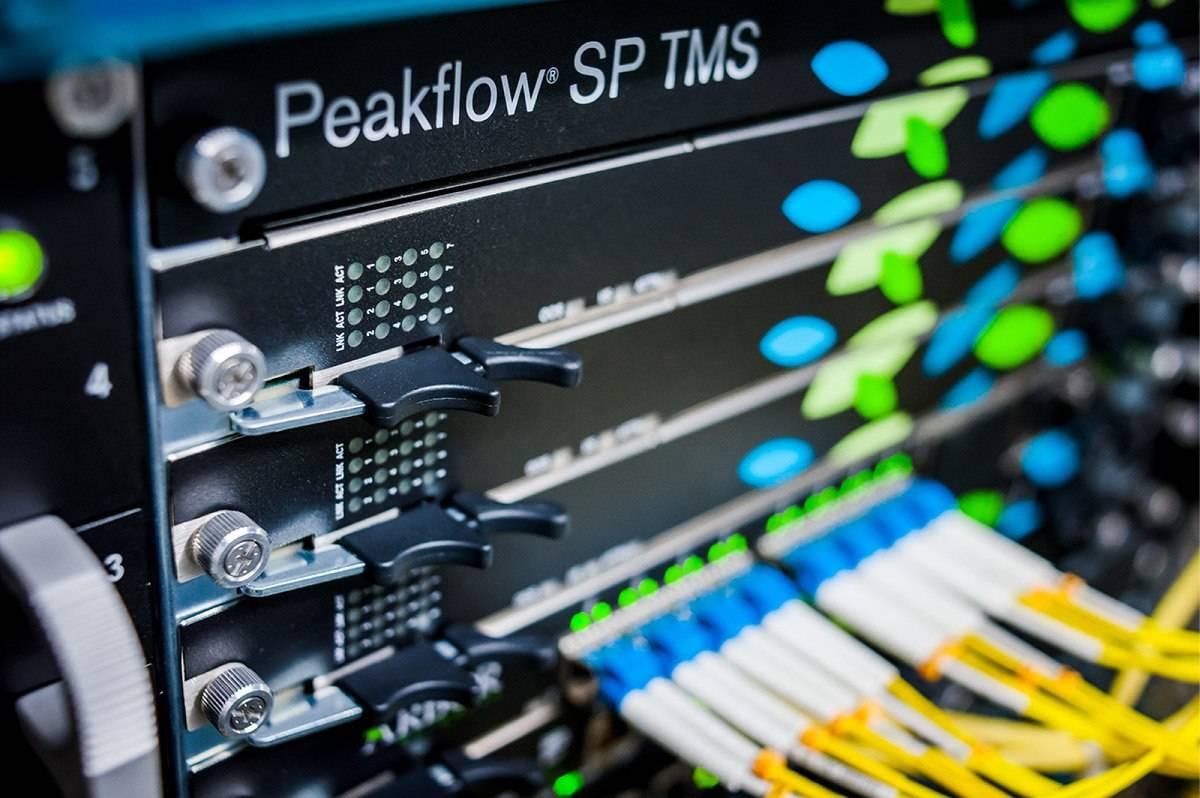 Рисунок 3. Сервер ОФД защищен от рисков DDOS-атак и иных внешних воздействий. Источник: сайт SrvBlog