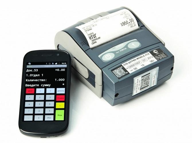 Штрих Mobile ПТК