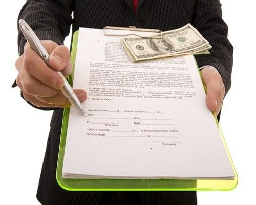 Рисунок 3. Публичная оферта подписанной с момента оплаты услуг ОФД и удостоверения ее КЭП. Источник: сайт микрофинансовой организации «Экспресс займы»