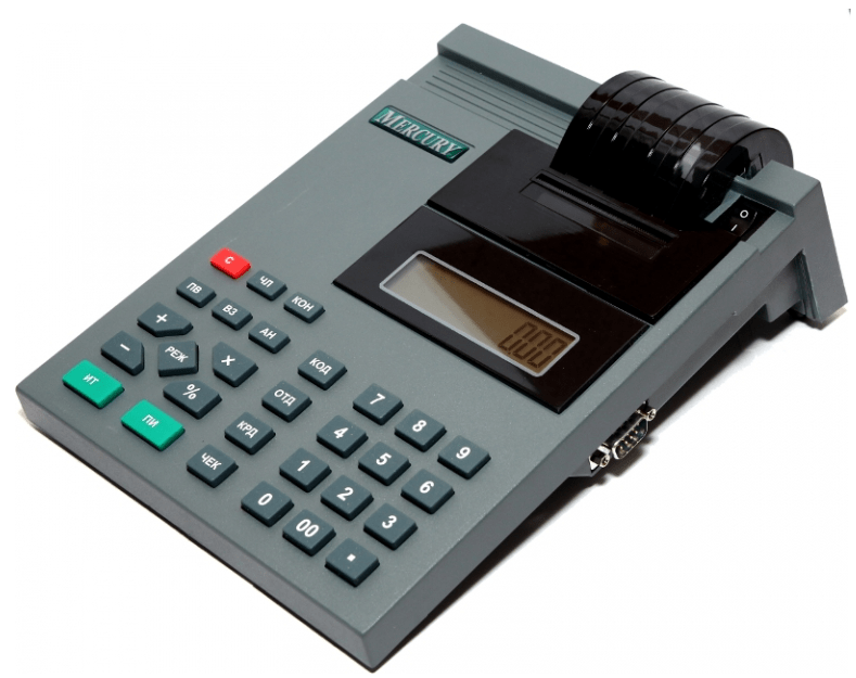 Рис. 10. Аппарат Меркурий -130-Ф