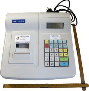 Рис. 1. Внешний вид аппарата. Источник: сайт оператор фискальных данных