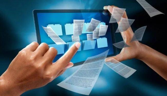 Рис. 3. Сдача отчетности в электронном виде позволяет сэкономить время