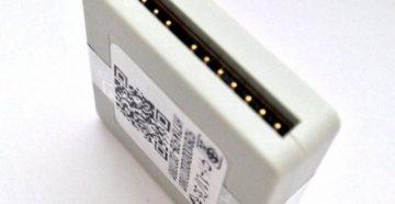 Подключение и тестирование USB-адаптера для фискального накопителя